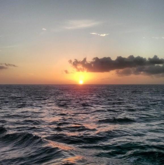 St. Lucia Ocean Shot