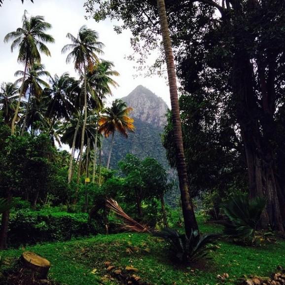 St. Lucia Peton